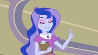 Vice Principal Luna talking to Flash and friends EG3