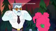 EG SBF Strażnik rozwścieczony zachowaniem Pinkie Pie