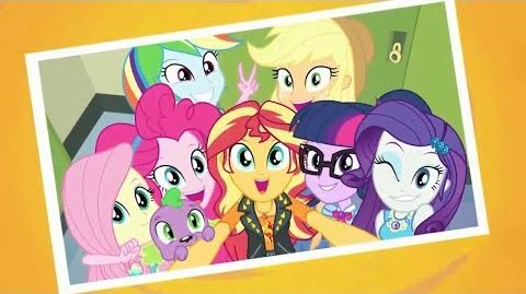 MLP Equestria Girls Forgotten Friendship - Promo 3 - Napisy PL