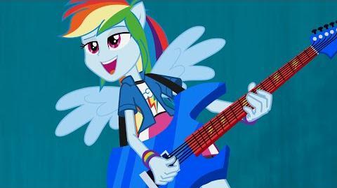 Better Than Ever Song - MLP Equestria Girls - Rainbow Rocks!