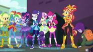 """EG BT11 Rainbow Dash- """"W więzieniu!"""""""