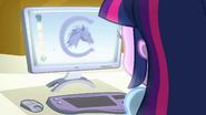 Twilight using a CHS computer EG