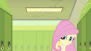 Fluttershy acting even shyer EG