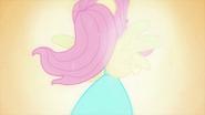 Fluttershy sprouts Pegasus wings EG