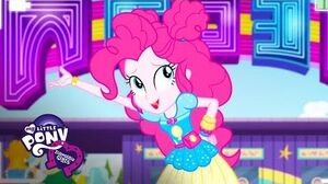 My Little Pony Equestria Girls Season 2 5 Lines You Need to Stand In' Original Short