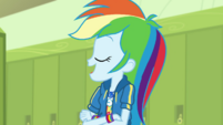 "Rainbow Dash ""I'm in five this year"" EGDS4"
