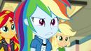 Rainbow Dash worried expression EG2