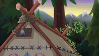 Sun rises over Camp Everfree EG4