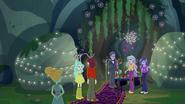 EG4 Celestia i Luna witaja gości