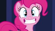 Pinkie Pie wide grin EG