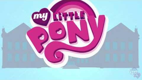 My Little Pony theme song - German