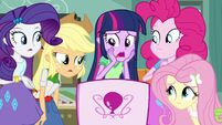 Twilight shocked by video