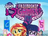 My Little Pony: Equestria Girls: Juegos de la Amistad