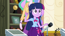Twilight absorbing Principal Celestia's words EG