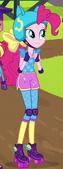EG3 Pinkie Pie w stroju na Igrzyska Przyjaźni