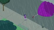 EG SS6 Wiatr porywa parasol