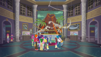 Canterlot Natural History Museum EGDS1