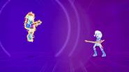 """EG2 klip """"Walka o gitarę """" Rainbow zaczyna kucykować"""