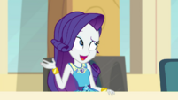 "Rarity ""you can't expect me to be"" EGDS4"