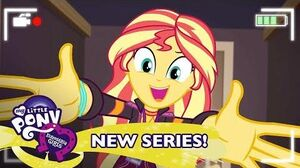 'How to Backstage' Original Short 🎟 MLP Equestria Girls Season 2