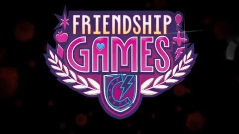 Friendship Games - Dutch