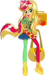 Applejack Rainbow Rocks character bio art (v2)