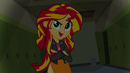 Sunset Shimmer already rules the school EG