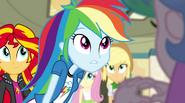 "Rainbow Dash ""that's not what's happening"" EG2"