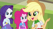 "Applejack ""you're the one who helped us"" EG3"