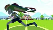 EG SS4 Rainbow Dash biegnie