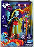 Zabawka deluxe - długowłosa Rainbow Dash