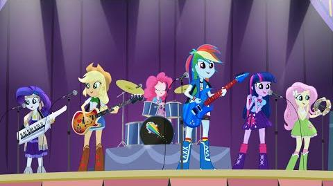 Shake Your Tail Song - MLP Equestria Girls - Rainbow Rocks!-0
