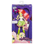Equestria Girls Collection Fluttershy packaging