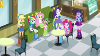 "Rarity ""Twilight Sparkle is the one who united us"" EG"