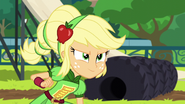 Applejack ready to compete EG3