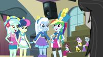 "Rainbow Dash ""magic of friendship"" EG3"