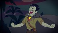 Stalwart Stallion laughing evilly EGS2