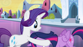 Rarity looks for Twilight's crown EG.png
