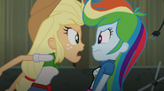 "Applejack ""but it's not just your band, Rainbow Dash!"" EG2"