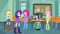 Rarity e-mail from Pinkie Pie