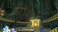 The Canterlot Library's restricted archives EGFF