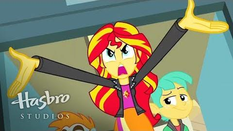 Conoce a Sunset Shimmer