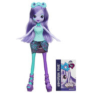 Rainbow Rocks Amethyst Star doll