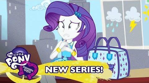MLP Equestria Girls Season 1 - 'Best Trends Forever' 🌈 Exclusive Short