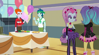 Canterlot High students bored EG3