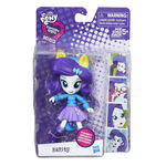 Equestria Girls Minis Rarity Pep Rally figure packaging