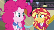"""Sunset Shimmer """"drained out of you?"""" EG3"""