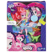 Rainbow Rocks Pinkie Pie and Gummy Snap set packaging