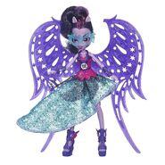 Friendship Games Midnight Sparkle doll