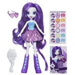 Rarity Equestria Girls doll